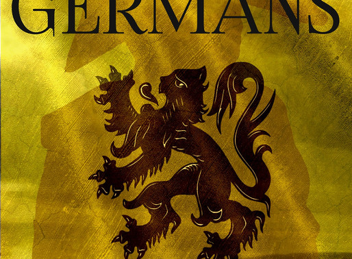 The Black Lions of Flanders by Dominic Fielder @Kings_Germans is a feast for any history fan! #bookr