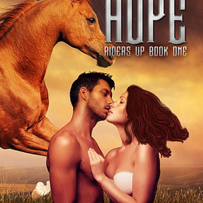 Book Heaven Wednesday Presents Cassie's Hope (Riders Up, Book One) by Award-Winning Author @AdrianaK