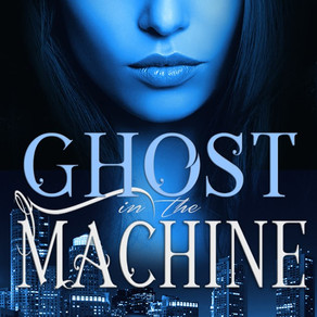 Ghost in the Machine by @OkatieO is a Trick or Treat Bonanza pick #romanticsuspense #giveaway