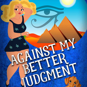 Against My Better Judgment by @btpolcari is a Cozy Mystery Event pick #cozymystery #giveaway