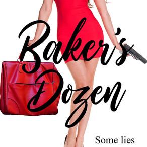 Baker's Dozen by @ameyzeigler is a Snuggle Up Readathon Pick #romanticsuspense #giveaway