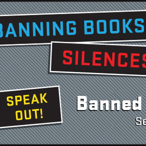 Friday Book Round Up Celebrates Banned Books Week With a Bookish List of Must-Reads! #bannedbookswee