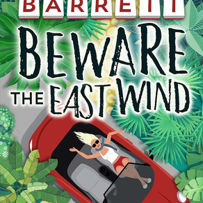 Beware the East Wind by @bbarrettbooks is a Cozy Mystery Event pick #cozymystery #giveaway