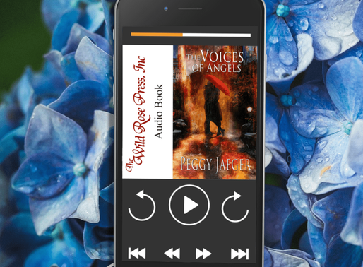 Celebrate Audiobook Month with The Voices of Angels by Award-Winning Author @peggy_jaeger #romance #