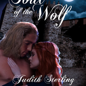 Soul of the Wolf by Judith Sterling and @WildRosePress #medievalromance #romance #ChristmasInJulyFet