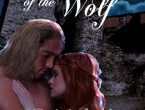 Soul of the Wolf (The Novels of Ravenwood, Book Two) by Judith Sterling is a Sweeping #MedievalRoman