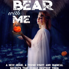 Bear with Me, Strawberry Shifters Book 1 by @author_barr is a Trick or Treat Bonanza pick #pnr