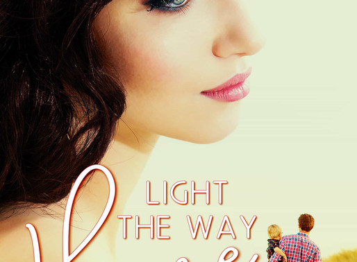 Celebrate fathers with Light the Way Home by @elizwrite #romance #fathersday #giveaway