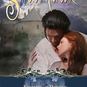 Celebrate romance with Silverhawk by @BarbaraBettis #romance #giveaway #medievalromance