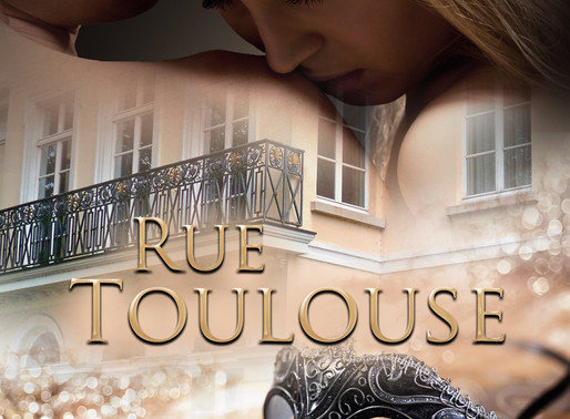 Celebrate romance with Rue Toulouse by @DebbyGrahl #romance #giveaway #bookstagram