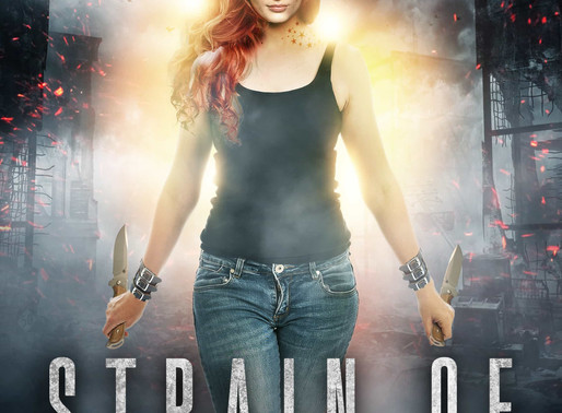 Great book for less than a buck: Strain of Resistance by Michelle Bryan #99cents #scifi #fantasy