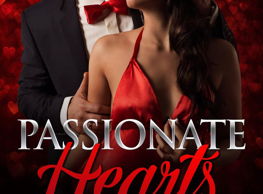 Book Heaven Wednesday Presents Passionate Hearts: A Collection of Erotic Romance by @PassionateInk @