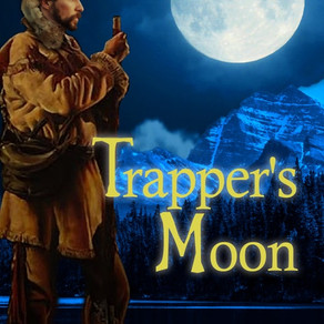 Book Review | Trapper's Moon by Gini Rifkin and @WildRosePress #historicalromance #western #newr