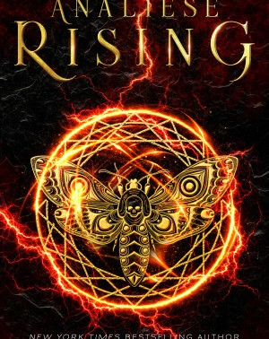 """Its unexpected originality made me an instant fan"" Analiese Rising by @brendadrake #yalit"