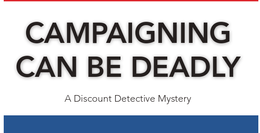 Campaigning Can Be Deadly by @quirkymysteries is a Fall Into Bookathon pick #mystery #giveaway