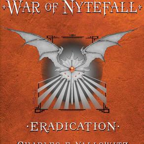 War of Nytefall:Eradication by @cyallowitz is a Trick or Treat Bonanza pick #vampire #paranormal #ku