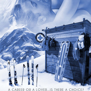 The queen of sexual tension, @AuthorStacyGold , is back with a smokin' hot ski romance: In Deep! #ro