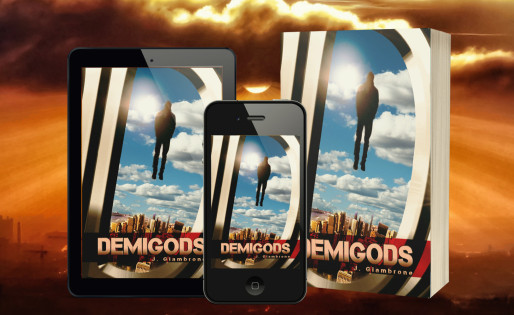 Book Review | Demigods by @joegiambrone #superhero #fantasy #bookreview