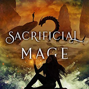 Sacrificial Mage (Blood Magic Series Book 2) by @RebeccaJaycox is a BHW pick #yalit #fantasy