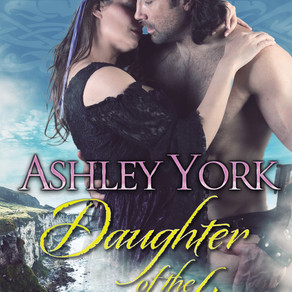 Daughter of the King by Award-Winning @AshleyYork1066 is a Sweeping Historical Romance With Plenty o