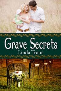 Grave Secrets by @LindaTrout2 is a Super Reads Bookish Event pick #romanticsuspense #giveaway