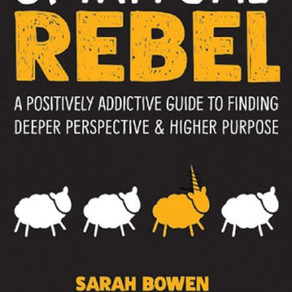 Book Review | Spiritual Rebel: A Positively Addictive Guide to Finding Deeper Perspective and Higher