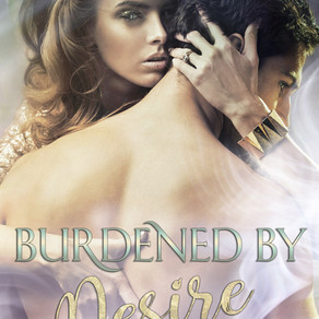 Filled with intense world building and an array of paranormal species. . . Burdened by Desire by @JL