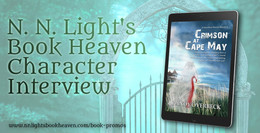 Character Interview | Meet Darrell Henshaw from @OverbeckRandy's new release #paranormal #mystery