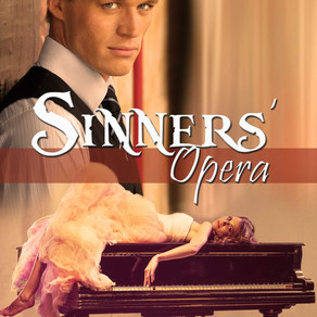Book Review | Sinners' Opera by Award-Winning Author @LNightingale #paranormalromance #bookrevie