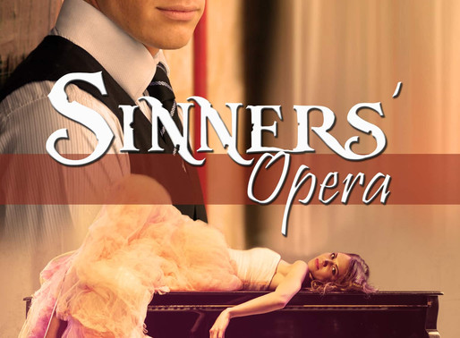 Sinners' Opera by Award-Winning Author @LNightingale is a Trick or Treat Book Bonanza Pick #para