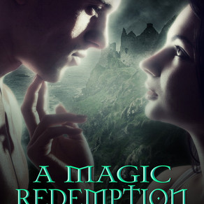 #CoverReveal *-* A Magic Redemption by @TenaStetler *-*  #PNR #paranormalromance