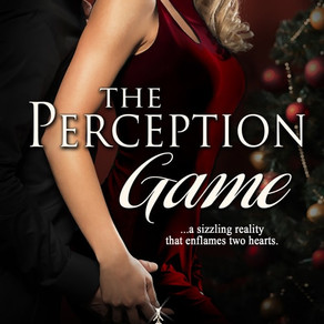 The Perception Game by @CadenceVonn #ChristmasinJulyFete #giveaway #eroticromance #romance