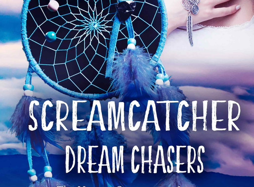 Screamcatcher: Dream Chasers by @triceretops is a YA Bookish Event pick #uf #yalit #giveaway