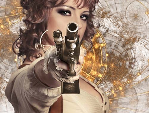 Book Recommendation | Dead Handsome: A Buffalo Steampunk Adventure by @LauraSt05038951 #steampunk #r