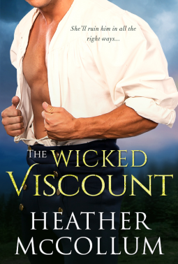Book Review | The Wicked Viscount by @HMcCollumAuthor and @entangledpub #historicalromance #romance
