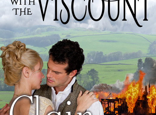 Dealing with the Viscount by @ClairBrett is a Binge-Worthy Book Festival Pick #historicalromance #ro