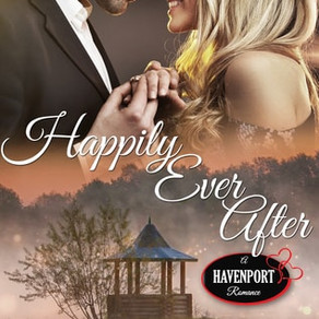 From a Fall From Literary Stardom to Becoming the Heroine in Her Own Romance Story... Happily Ever A