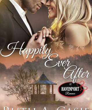 Happy Ever After by USA Today Bestseller @RuthACasie #ChristmasinJulyFete #giveaway   #romanticsuspe