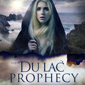 Two Prophesies. Two Noble Households. One Throne. The Du Lac Prophecy (Book 4 of The Du Lac Chronicl