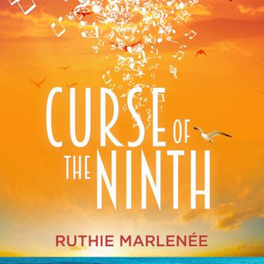 Curse of the Ninth by @MarleneeRuthie is a Trick or Treat Bonanza pick #paranormal #giveaway