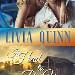 Celebrate spring with It Had to be You by @LiviaQuinn #militaryromance #romance #giveaway