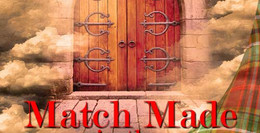 Match Made in the Highlands by @PamBinder183 is a Fall Into Bookathon pick #timetravel #romance
