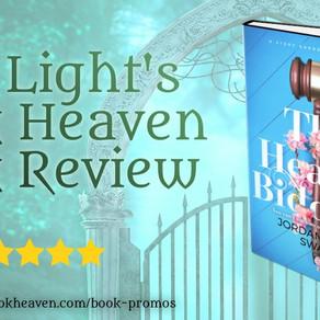 5 stars for The Heart's Bidding by @JordanRileySwan #sweetromance #romcom #bookreview