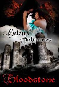 Bloodstone by Helen C. Johannes @WildRosePress is a Trick or Treat Bonanza pick #romance #giveaway