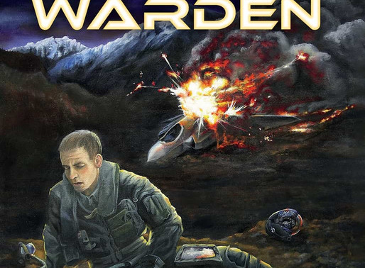 Solar Warden by Peter Fuller is a Beach Reads pick #sciencefiction #beachread #giveaway