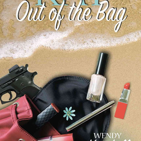 Kat Out of the Bag by @wendywrites1 is a Cozy Mystery Event pick #cozymystery #giveaway
