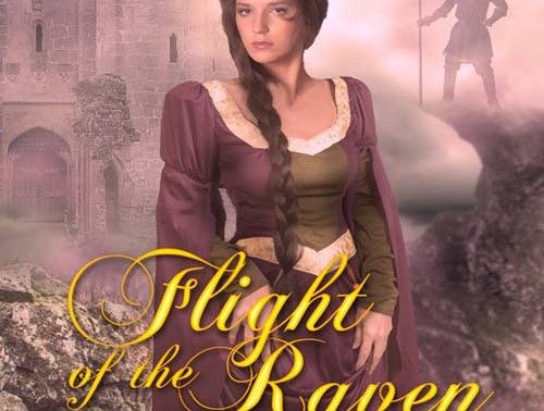Flight of the Raven by Judith Sterling and @WildRosePress #medievalromance #historicalromance #bookr