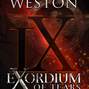 Exordium of Tears by Bestseller @WestonAndrew is a Roller Coaster Ride of Adventure and Suspense! #b