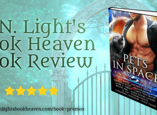 5+ stars for Return Cruise, part of Pets in Space 5 by @vscotttheauthor #scifi #romance #bookreview