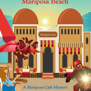 Deception in Mariposa Beach by Teresa Michael is a Cozy Mystery Event pick #cozymystery #giveaway